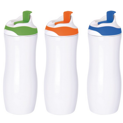 Picture of Deluxe Thermo Drink Bottle - Bpa Free