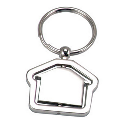 Picture of House Shape Opener Key Ring
