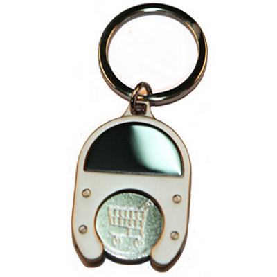 Picture of Trolley Key Ring
