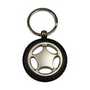 Wheel Shape Key Ring
