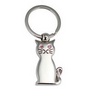 Cat Shape Keyring