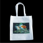 Tote Bag With V Gusset (Printed With Ful