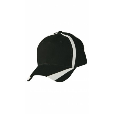 Picture of Brushed Cotton Twill Baseball Cap With ""