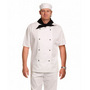 Traditional Chefs Short Sleeve Jacket