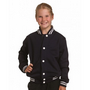 Kids Fleece Varsity Jacket