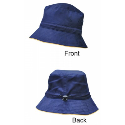 Picture of Bucket Hat With Sandwich & Toggle