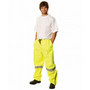High Visibility Safety Pants with 3M Ref