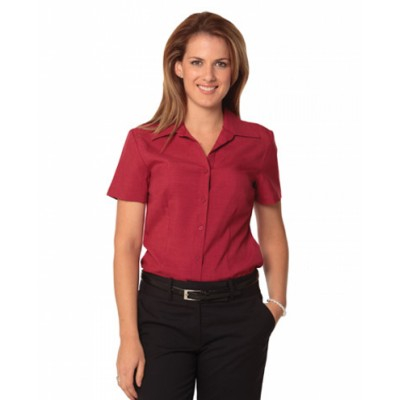 Picture of Ladies CoolDry Short Sleeve Shirt