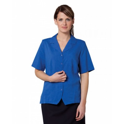 Picture of Ladies CoolDry Short Sleeve Overblouse