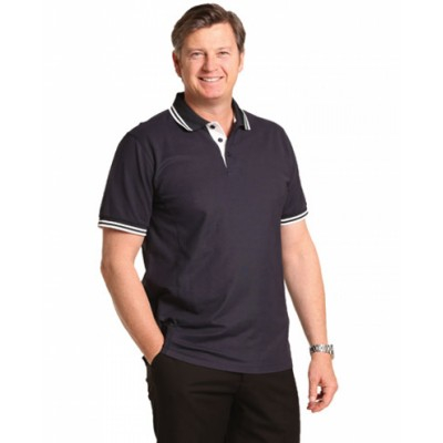 Picture of Mens TrueDry Pique Short Sleeve Polo