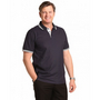 Mens TrueDry Pique Short Sleeve Polo