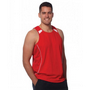Mens TrueDry Fashion Singlet