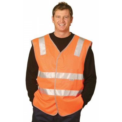 Picture of High Visibility Safety Vest With Reflect