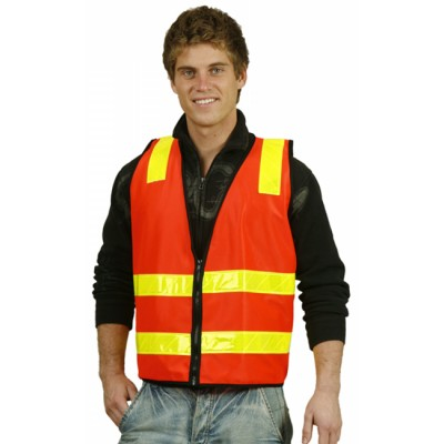 Picture of VIC Road Style Safety Vest