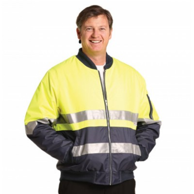 Picture of High Visibility Tow Tone Flying Jacket w
