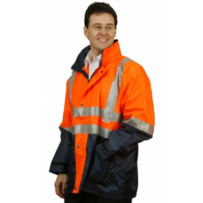 Picture of Hi-Vis Three in One Safety Jacket with 3