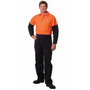 Mens Stout Size, Cotton Drill Coverall