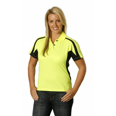 Picture of Ladies TrueDry Short Sleeve Safety Polo