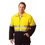 High Visibility Two Tone Safety Bluey Ja