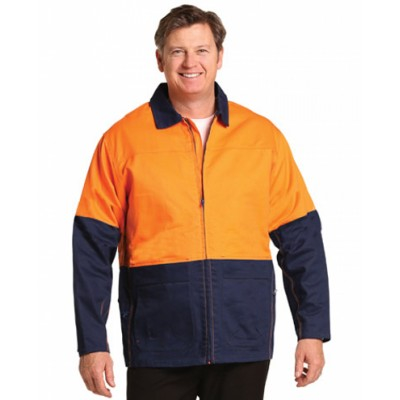 Picture of High Visibility Cotton Jacket