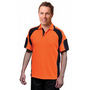 Mens CoolDry Safety Polo with Underarms