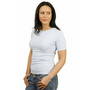 Ladies Cotton Stretch Fitted Tee