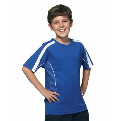 Picture of Kids TrueDry Short Sleeve Fashion Tee Sh