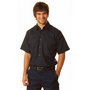 Cool-Breeze Cotton Short Sleeve Work Shi