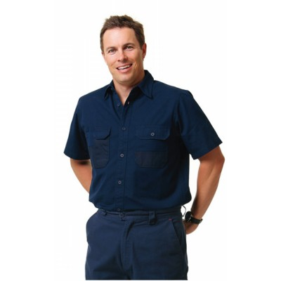 Picture of Durable Short Sleeve Work Shirt