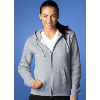 Picture of Ladies Kozi Hoodies Zip