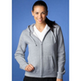 Ladies Kozi Hoodies Zip