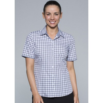 Picture of Devonport Ladies S/S Shirt