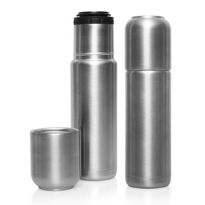 Picture of 520ml Double Walled Thermo Flask w/Cup