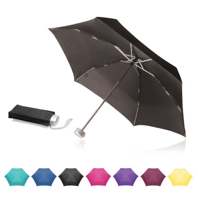 Picture of Shelta 52cm 6 Rib Flat Folding Umbrella