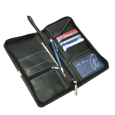 Picture of Nappa Leather Travel Wallet