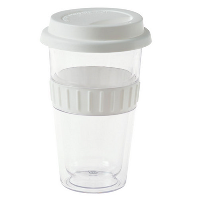 Picture of Plastic Double-Walled Mug
