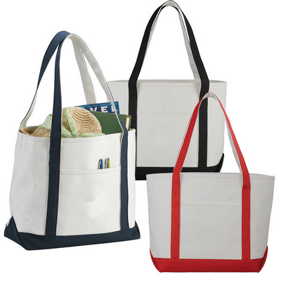 Picture of Premium Heavy Weight Cotton Boat Tote
