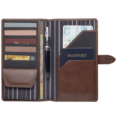 Picture of Cutter & Buck® Travel Wallet