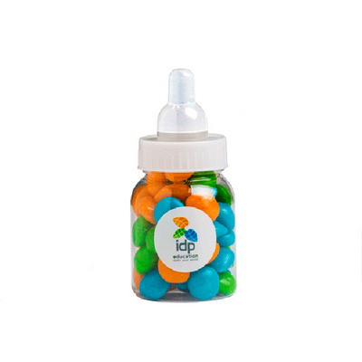 Picture of Baby Bottle Filled with Chewy Fruit (Mix
