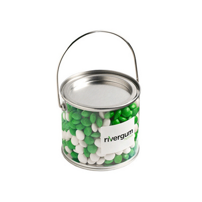 Picture of Medium PVC Bucket Filled with Chewy Frui