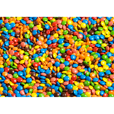 Picture of Mini or Normal M&Ms Bulk