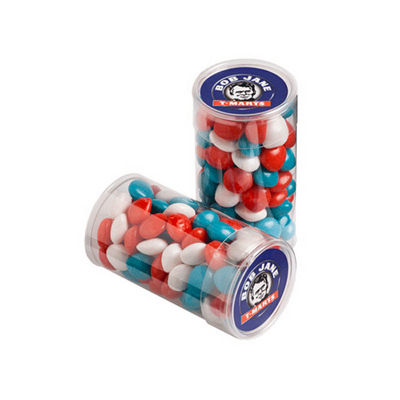 Picture of Pet Tube Filled with Chewy Fruits (Skitt
