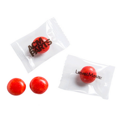 Picture of Individually Wrapped Red Big Chewy FruitsIndividually wrapped RED BIG Chewy Fruits8480492