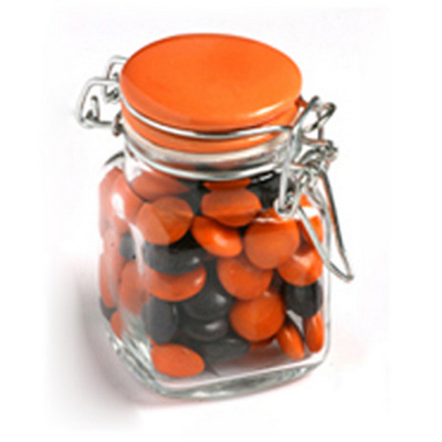 Picture of Choc Beans in Clip Lock Jar 80G