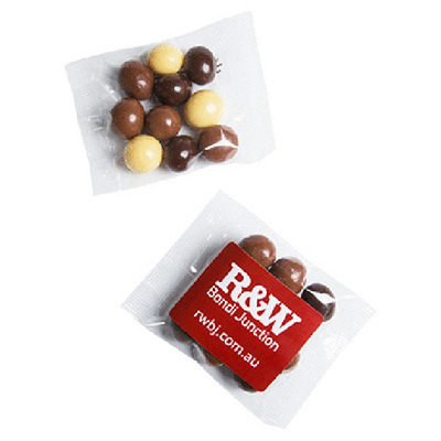 Picture of Chocolate coated Coffee Beans 25g
