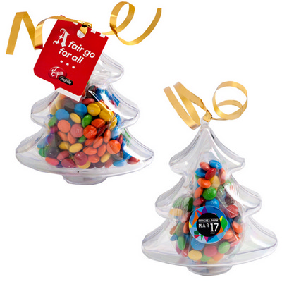 Picture of Acrylic Trees Filled with M&Ms 50G