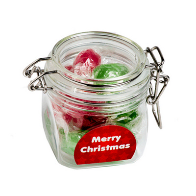 Picture of Christmas Twist Wrapped Boiled Lollies I