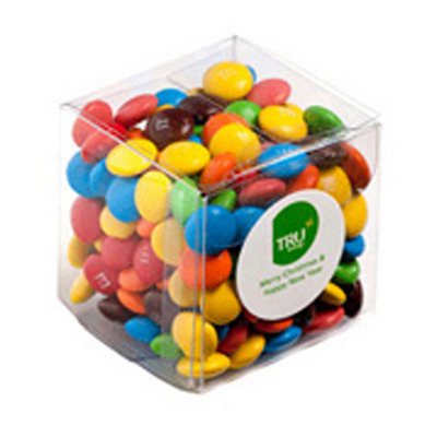 Picture of M&Ms in Cube 60G