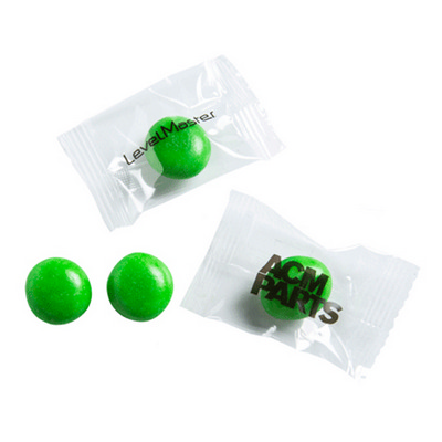 Picture of Individually Wrapped Green Big Chewy Fru