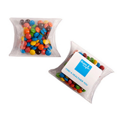 Picture of Mini M&Ms in PVC Pillow Pack 25G (Mixed